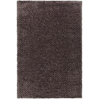 5 x 8 Medium Contemporary Gray Area Rug - Cinzia