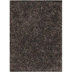 8 x 11 large black u0026 beige area rug tulip