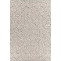5 x 8 Medium Contemporary Gray Area Rug - Sujan