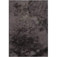 8 x 11 Large Contemporary Gray Shag Rug - Naya