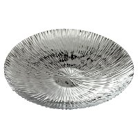 23 Inch Polished Stainless Steel Platter