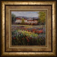 Tuscan Pleasures II Framed Wall Art