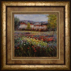 ... Tuscan Pleasures II Framed Wall Art
