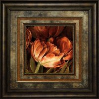 'Color Harmony II' Framed Wall Art