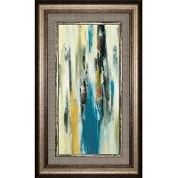 Mixed Emotion A Multi Color Framed Wall Art