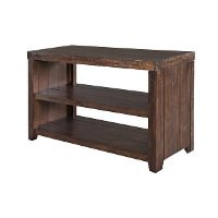 Distressed Rustic Sofa Table - Caitlyn