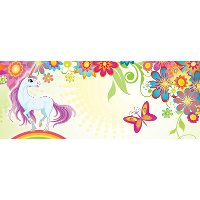 1171255 LightHeaded Bed Springtime Unicorn Image