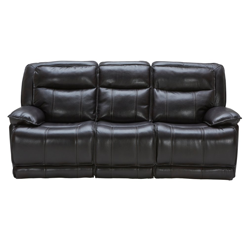 ... Blackberry Leather-Match Power Triple Reclining Sofa - K-Motion ...  sc 1 st  RC Willey & Get a reclining sofa for your living room or den from us! | RC ... islam-shia.org