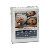 10YR-1000SC-TWIN-XL SuperCool Twin-XL Mattress Pad and 10-Year Limited Protection Plan - 1000 SC