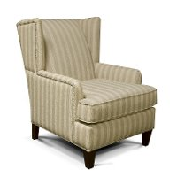 Seacrest Sand Accent Wing Chair - Hilleary