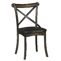 Chestnut Dining Chair - Braxton Collection
