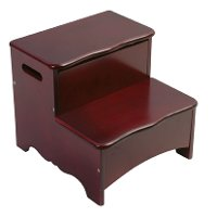 Classic Espresso Storage Step Stool Free Shipping  sc 1 st  RC Willey & Espresso High Rise Step Up Stool   RC Willey Furniture Store islam-shia.org