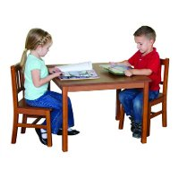Kids Table & Chairs Set - Classic Mission