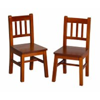 Kids Chairs (Set of 2) - Classic Mission