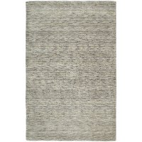 7 x 9 Large Casual Graphite Gray Area Rug - Renaissance
