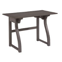 43 Inch Magnolia Home Furniture Elements Gray Small Writing Desk