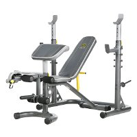 Gold's Gym Weight Bench - XRS 20