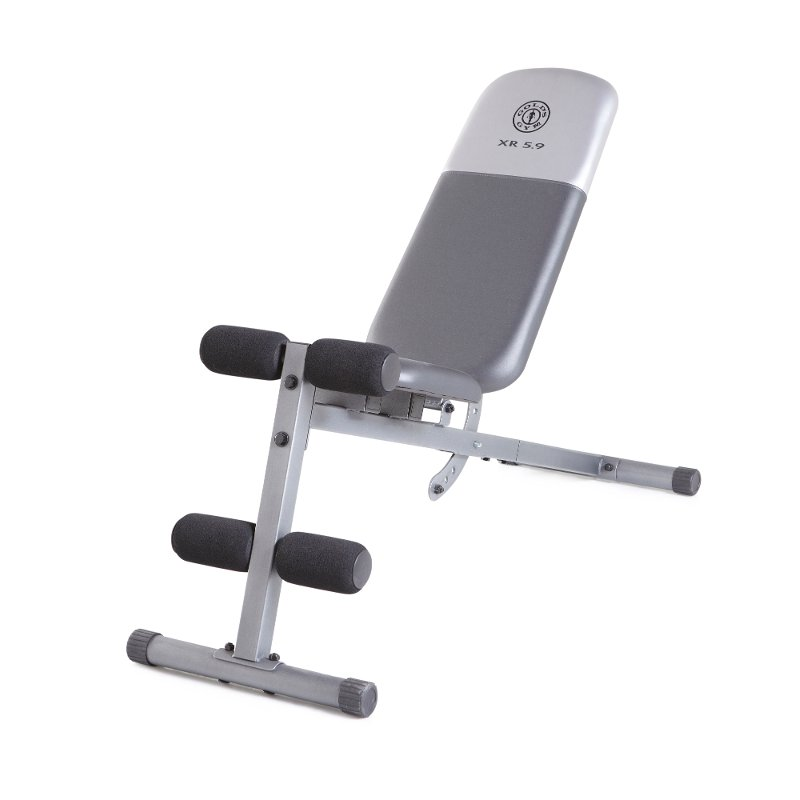 Gold's Gym Weight Bench - XR 5.9