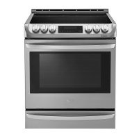 LSE4613ST LG 6.3 cu. ft. Slide-in Electric Range - Stainless Steel