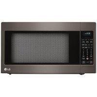 LCRT2010BD LG 2.0 cu. ft. Counter Top Microwave - Black Stainless Steel