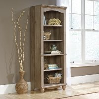 Salt Oak Bookcase - Harbor View