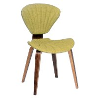 Green Dining Chair - Lisa