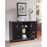 IDI-14990 Contemporary Dining Buffet - Vandalia