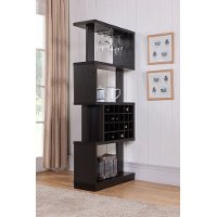 IDI-14989 Tall Tiered Wine Stand - Lexington