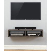 48 Inch Shallow Wall Audio Visual Console