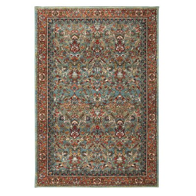 Teal Area Rugs And Other Rugs For Sale Searching Karastan Rugs Rc