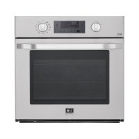 c LG STUDIO 30 Inch 4.7 cu. ft. Single Wall Oven - Stainless Steel