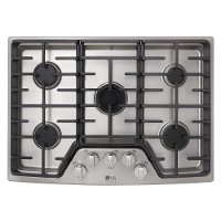 LSCG307ST LG STUDIO 30 Inch Gas Cooktop - Stainless Steel