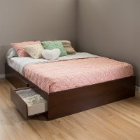 10086 Cherry Queen Mates Bed - Vito