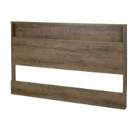 9075261 Weathered Oak Full/Queen Headboard - Holland