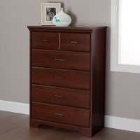 10124 Five Drawer Chest - Versa