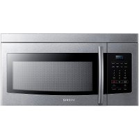 ME16K3000AS Samsung Over the Range ME16K3000 Microwave - 1.6 cu. ft. Stainless Steel