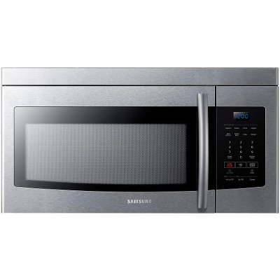ME16K3000AS Samsung Over the Range Microwave - 1.6 cu. ft. Stainless Steel