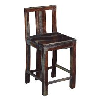 Grayson Sheesham Dark 24 Inch Counter Stool