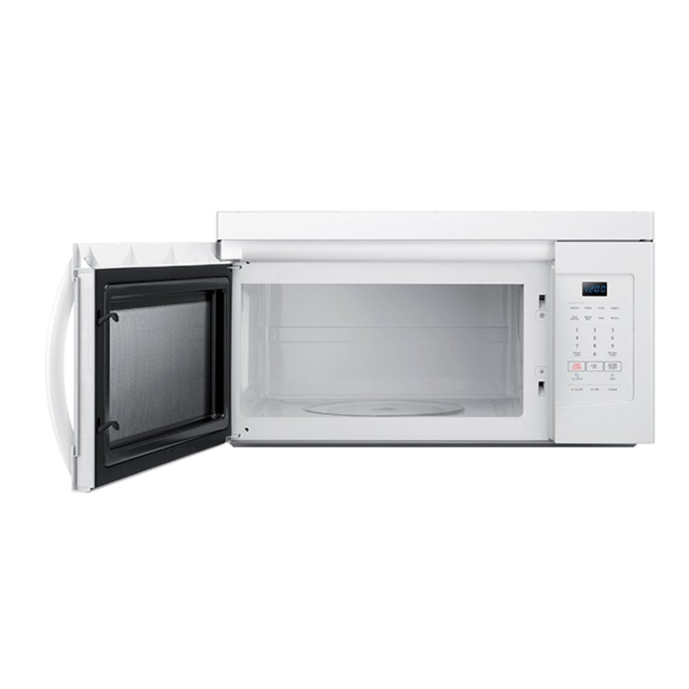 Over The Range Microwave Oven White Rc Willey Furniture