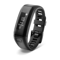 010-01955-06 Garmin Vivosmart Fitness Band Black Regular