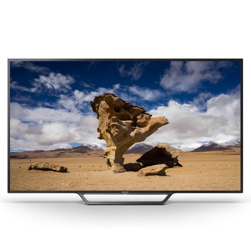 KDL-40W650D Sony W650D Series 40 Inch 1080p LED Smart TV