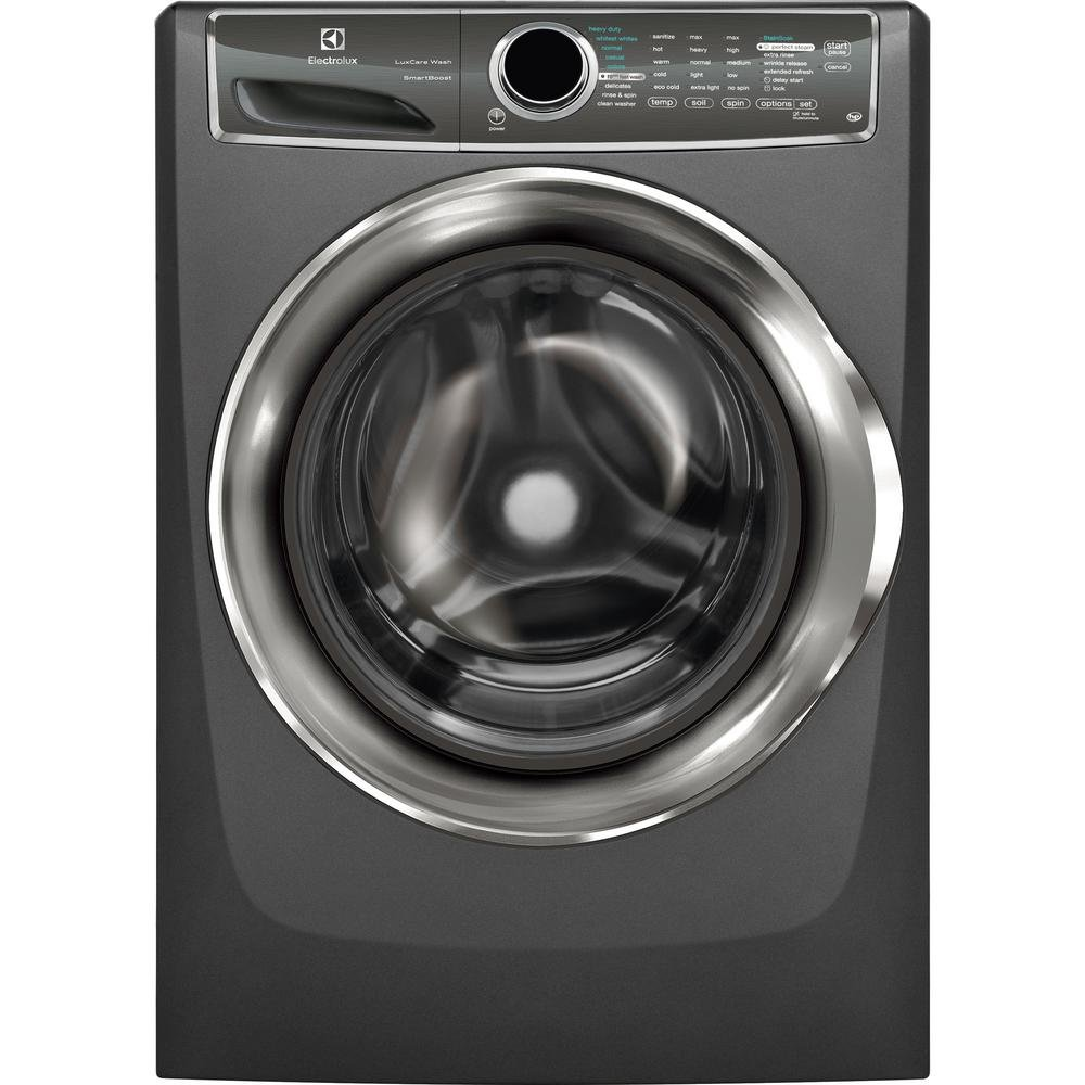 Electrolux Titanium Front Load Washer And Dryer Electric