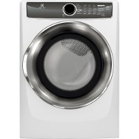 EFME617SIW Electrolux 8.0 cu. ft. Electric Dryer with Instant Refresh - White
