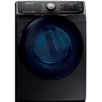 DV45K6500GV Samsung Gas Dryer - 7.5 cu. ft. Black Stainless Steel