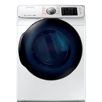 DV50K7500EW Samsung Electric Dryer - 7.5 cu. ft. White