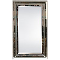 Beveled Multi Layer Glass Mirror