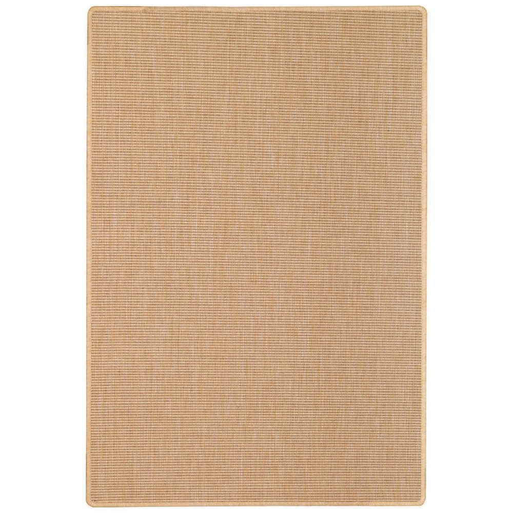 8 X 11 Large Sisal Tan Indoor Outdoor Rug Weatherwise Rc Willey Furniture
