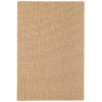 8 x 11 Large Sisal Tan Indoor-Outdoor Rug - Weatherwise