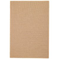 5 x 8 Medium Cocoa Brown Indoor-Outdoor Rug - Weatherwise