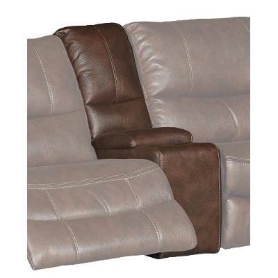 Brown 6 Piece Power Reclining Sectional Sofa Wayne Rc